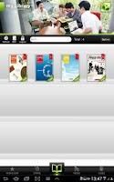 Screenshot of TrueBook [Tablet]
