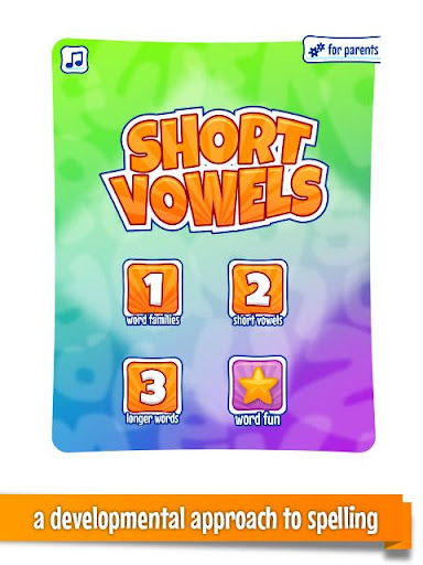 【免費教育App】Short Vowel Word Study-APP點子