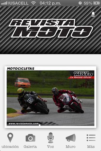 Revista Moto App