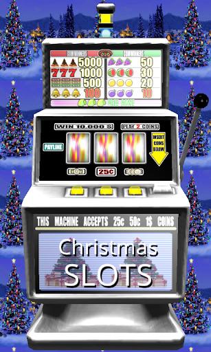 3D Christmas Slots - Free