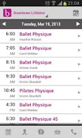 Screenshot of The Ballet Physique