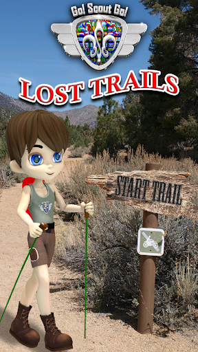 Go Scout Go - Lost Trails