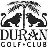 Duran Golf Tee Times