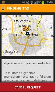 Easy Taxi – Taxi Cab App - screenshot thumbnail