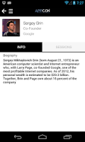 Screenshot of AppCon EM