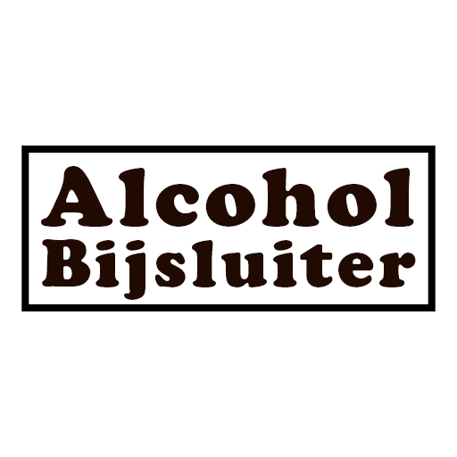 Alcoholbijsluiter LOGO-APP點子
