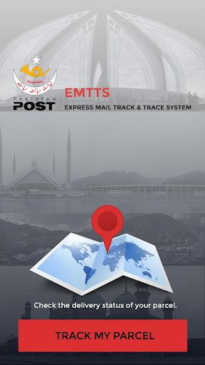 Pakistan Post Tracking