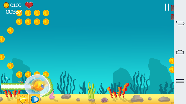 Goldfish apk screenshot