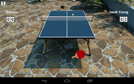 Virtual Table Tennis  screenshots 15