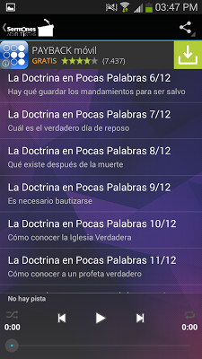 Sermones Adventistas - screenshot