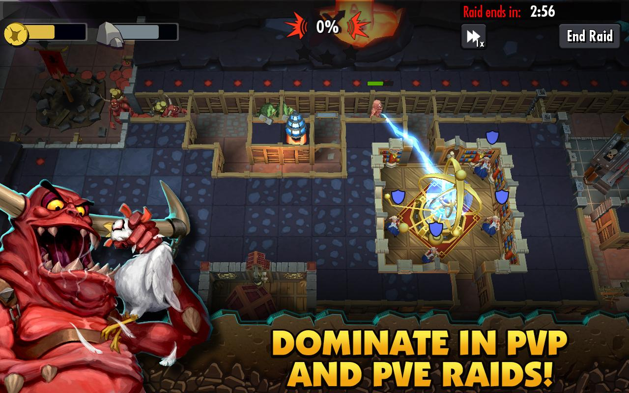 Dungeon Keeper - screenshot