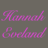 Model Portfolio Hannah Eveland