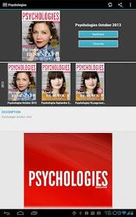 Psychologies  4.0.1.0   screenshot