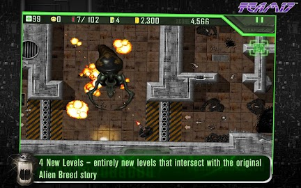 Alien Breed Screenshot 3
