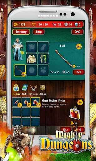 Mighty Dungeons v1.1.2 APK