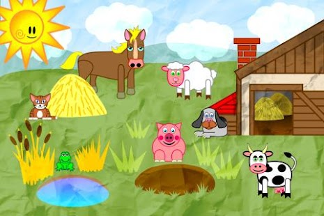 Animals for Toddlers- screenshot thumbnail