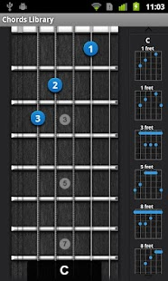 Ultimate Guitar Chords - screenshot thumbnail