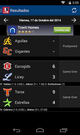 LigaDB - L Dominicana Beisbol