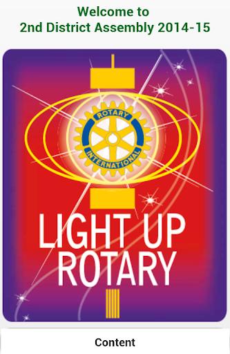 Rotary Da14-15
