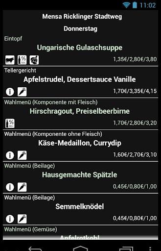 AStA HsH App 1.1.1 screenshots 7