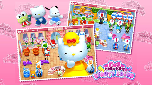 Hello Kitty Beauty Salon  screenshots 4