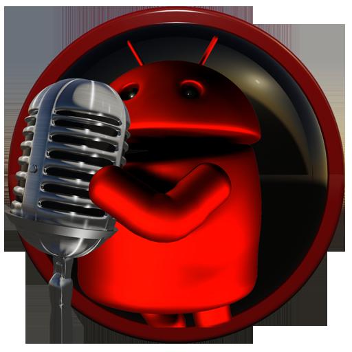 poweramp skin android red
