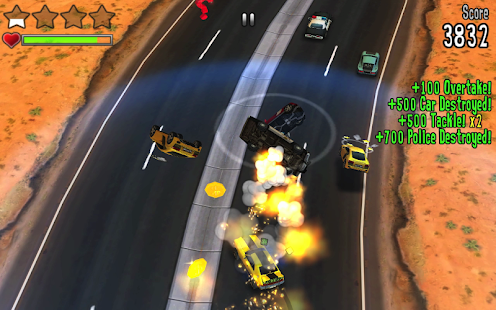 Reckless Getaway Screenshot 11