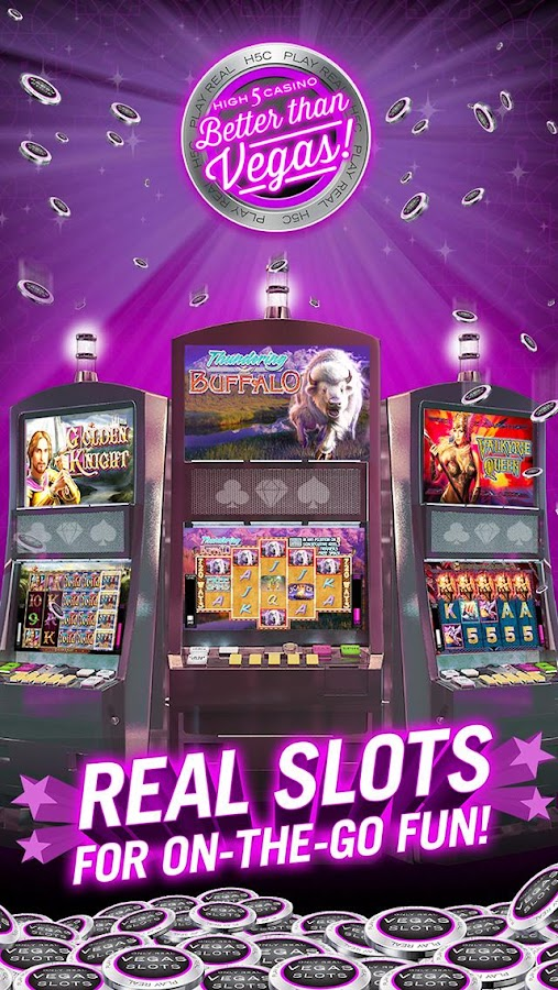 High 5 Casino Real Slots HD - screenshot