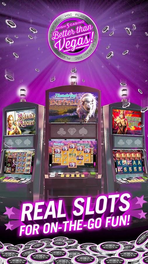 High 5 Casino: VEGAS Slots!- screenshot