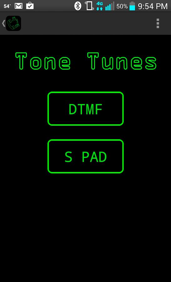 Tone Tunes - screenshot