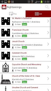 Bratislava Downtown - screenshot thumbnail
