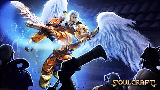 SoulCraft - Action RPG (free) Screenshot