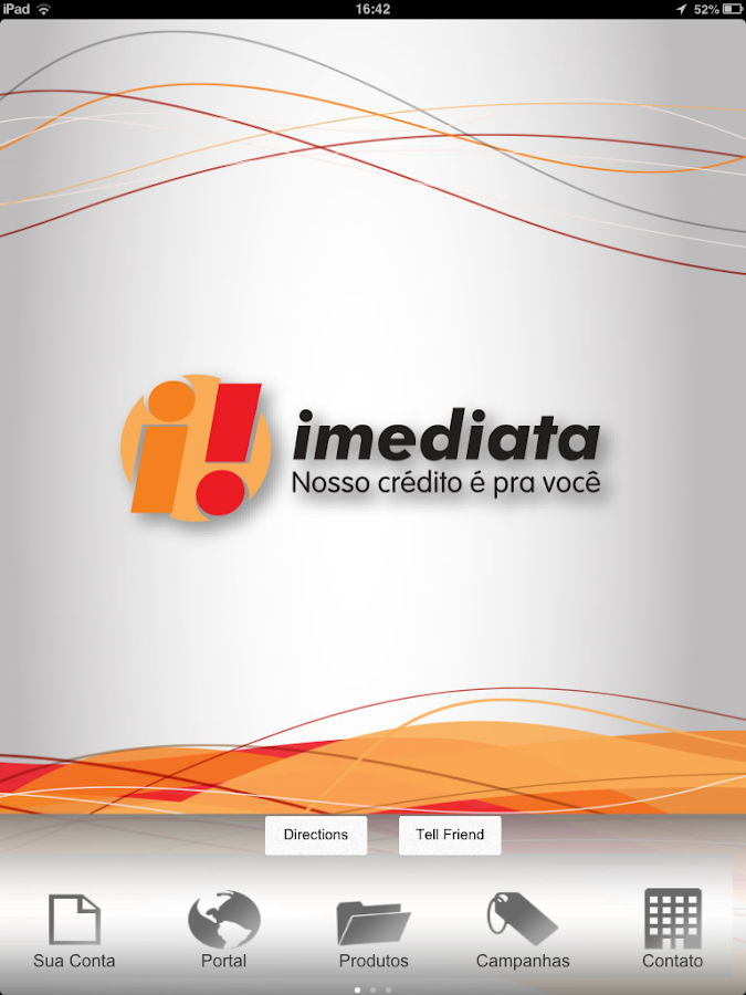 Imediata - screenshot