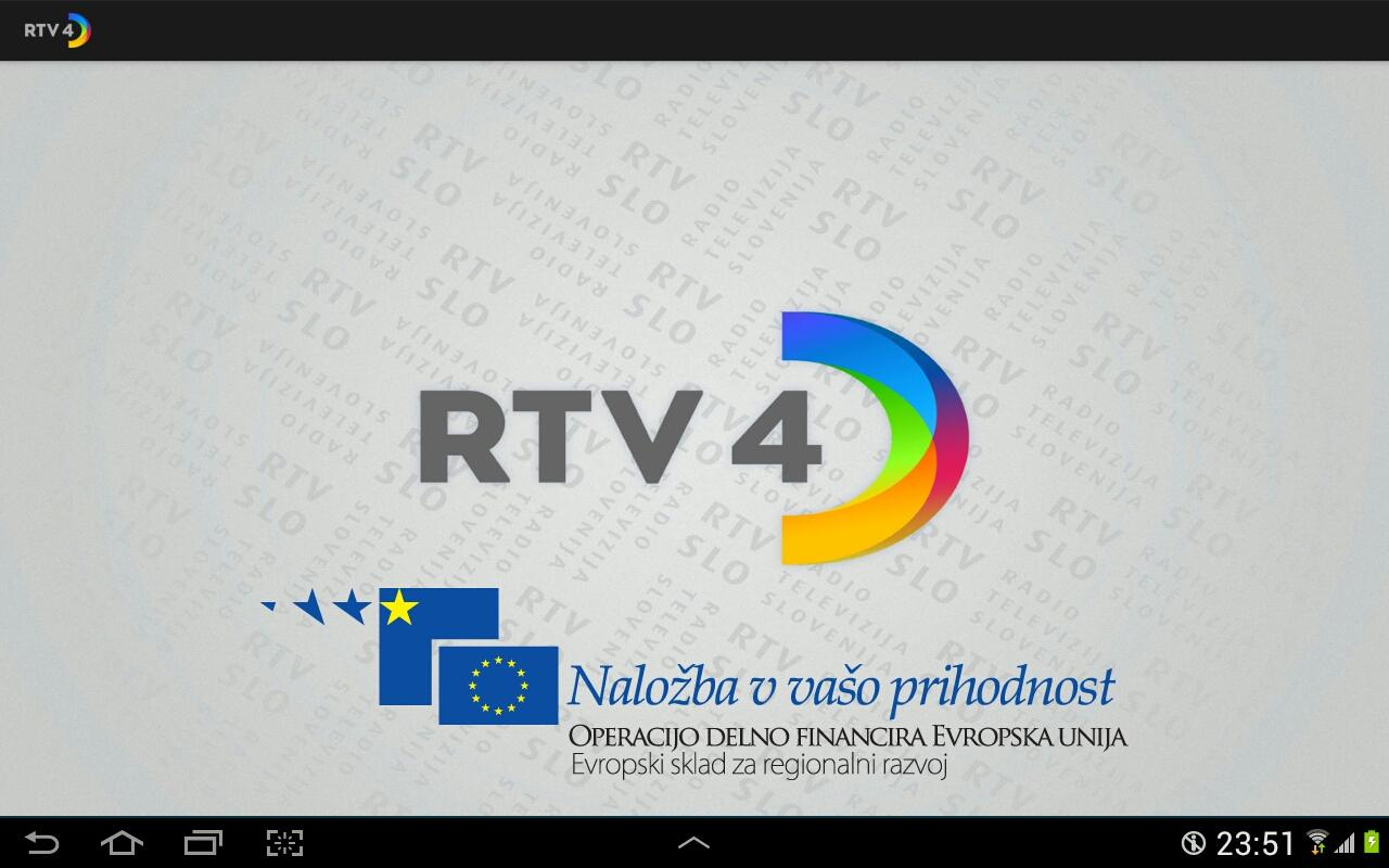 RTV Slovenija – RTV 4D - screenshot