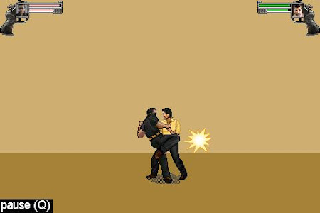 Bodyguard Action Game 2.0.3 screenshot 435863