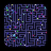 GPU Dot Maze
