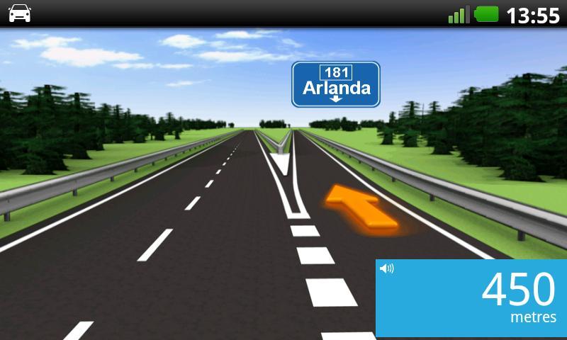TomTom Nordic - screenshot