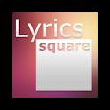 LMFAO Lyrics logo