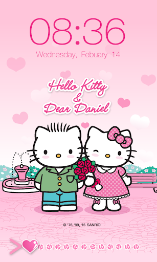 Hello Kitty MyLover ScreenLock
