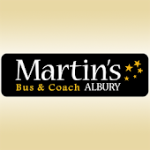Martins Albury Bus and Coach