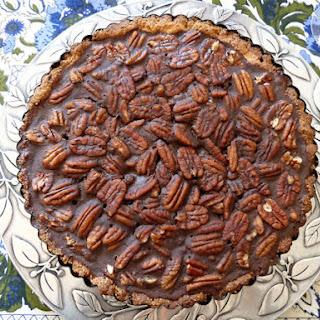 Candied Pecan Tart