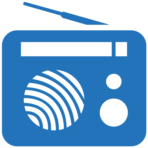 Radioline: live radio and podcast (fm-web-replay) Icon