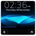 Xperia Z Go Locker Theme icon