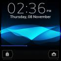 Xperia Z Go Locker Theme icon