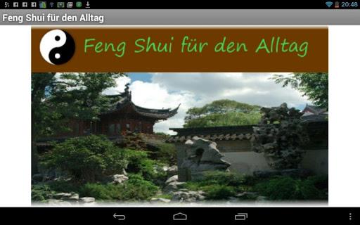 Feng Shui für den Alltag - DE