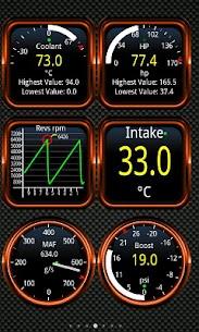 Torque Pro (OBD2 / Coche) APK 2