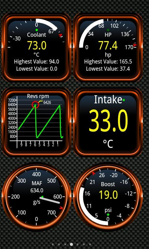 Torque Pro (OBD 2 & Car) - screenshot