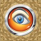 Magisches Auge 3D Fragespiel icon