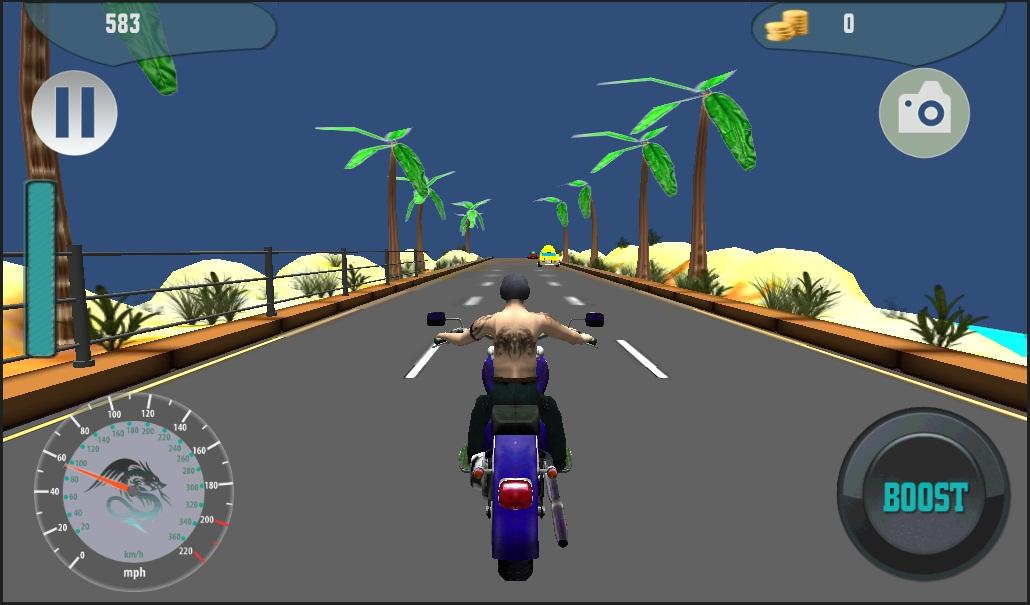 Gang Bike Rider- screenshot