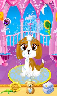 Fabulous Pet Hair Salon Girl Games Android Apps On Google Play Short Hairstyles Gunalazisus